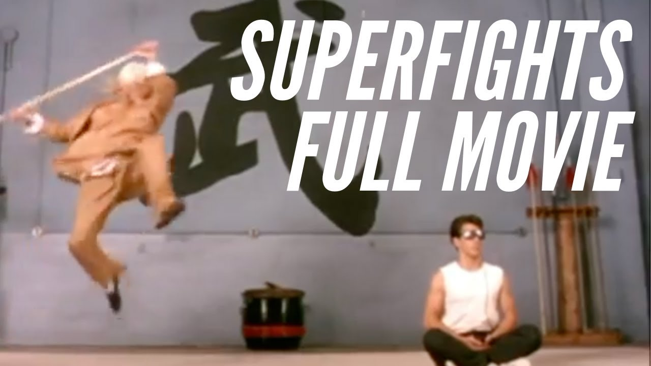 Download SUPERFIGHTS - FULL MOVIE IN ENGLISH