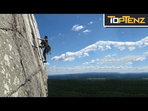Top 10 ASCENTS