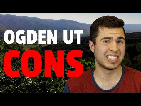Top 5 reasons NOT to move to Ogden, Utah