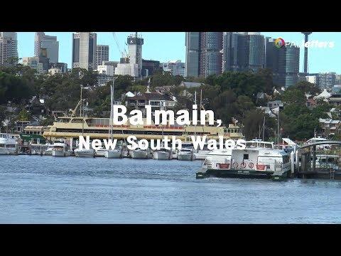 Balmain, N S W  Australlia