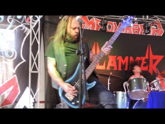 Slammer - Maquinária Rock Field