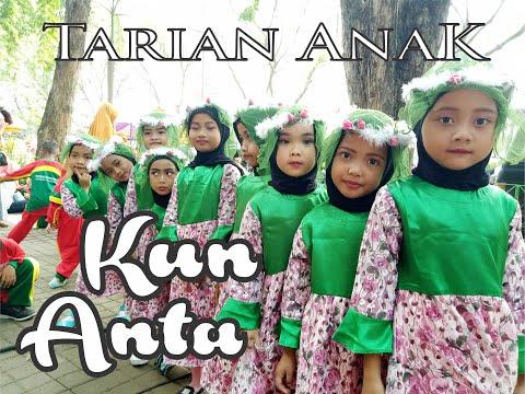 Tari KUN ANTA - PAUD Islam Mandiri (@PORSENI PAUD 2018)