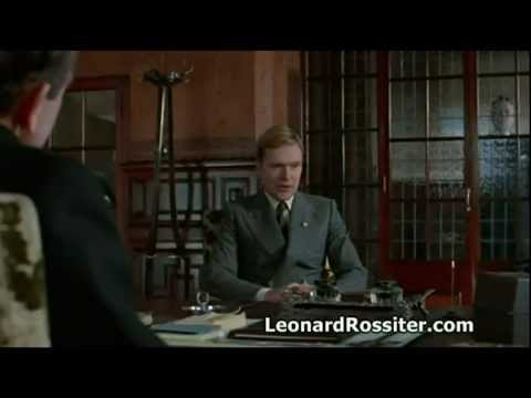 The Voyage Of The Damned 1976 Leonard Rossiter