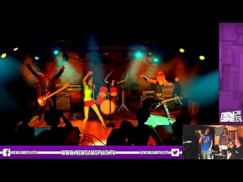 Rock Band 4 - Australian Premiere Stream