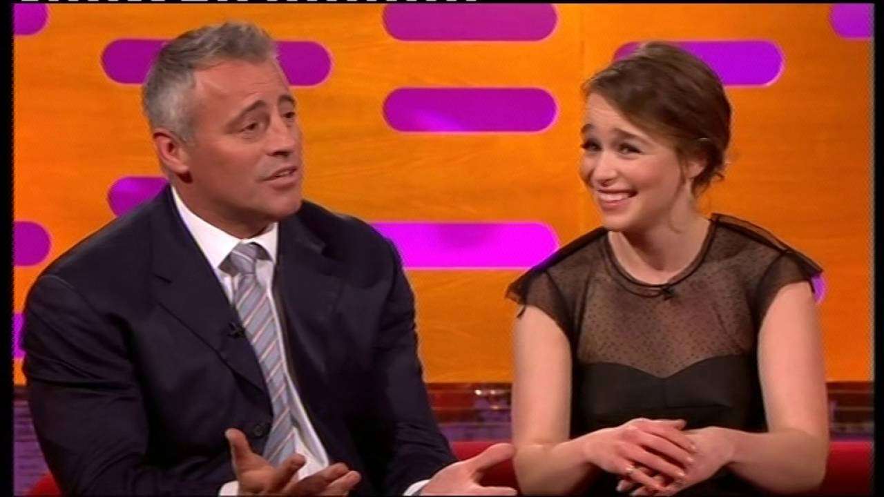 Emilia clarke loves matt leblanc youtube m4hsunfo