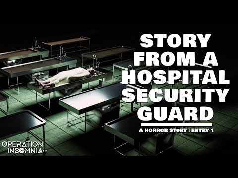 Story From A Hospital Security Guard | Hospital Horror Story | Scary Stories | Ghost Story