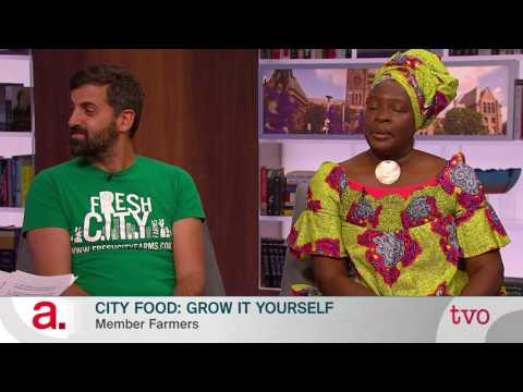 City Food: Grow it Yourself