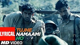 Happy Independence Day : Tujhe Namaami Ho Lyrical Video | Raag Desh | T-Series