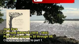 Video Jane Eyre, Part 2 of 2 (chapters 20-38) Charlotte BRONTË (1816 - 1855) download MP3, 3GP, MP4, WEBM, AVI, FLV Desember 2017