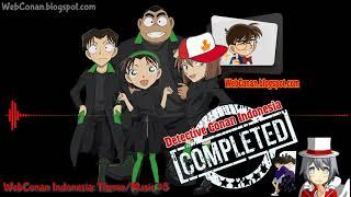 WebConan Indonesia: Theme/Music #5 (Detective Conan Indonesia)