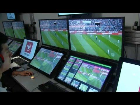 تطبيق نظام حكم الفيديو في ثمن نهائي دوري أبطال أوروبا  - 18:54-2018 / 12 / 3