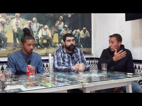 Carnaval y Punto Tv. Tertulia cuartetos finalistas COAC 2016. 07-04-2016.