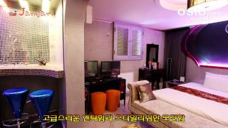 서초모텔,남부터미널모텔 - 서초동 오슬로호텔 소개영상