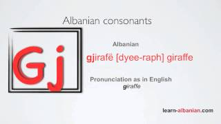 How to speak Albanian? Learn Albanian Alphabet!