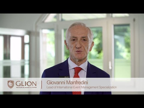 The International Event Management Specialization at Glion