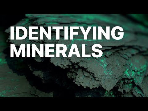 How to identify a Mineral