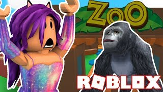 Escape The Zoo | Roblox Obby
