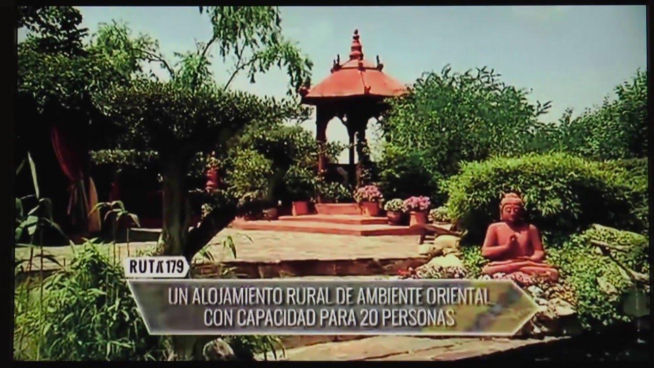 Casa Jardin Oriental En Ruta 179 En Telemadrid 1 Youtube