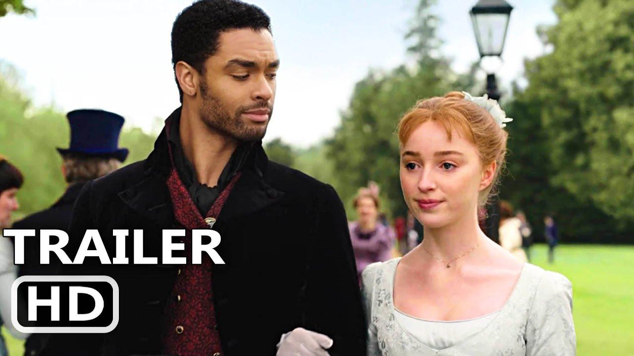 Download BRIDGERTON Trailer 2 (2020) Phoebe Dynevor, Julie Andrews, Netflix Drama Series