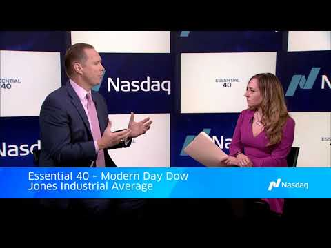 TradeTalks: Essential 40 - Modern Day Dow Jones Industrial Average