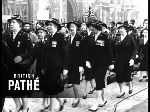 Tribute To Princess Royal 1965 Youtube