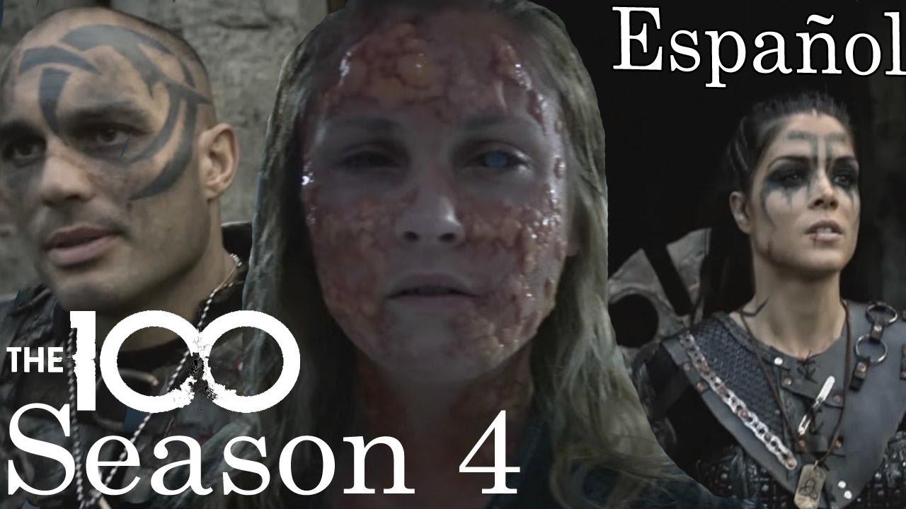 the 100 sezon 4