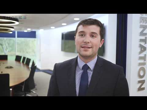 Alex: Sales and Business Development Graduate at Thales