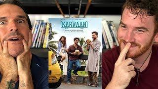 KARWAAN   Irrfan Khan   Trailer REACTION!!