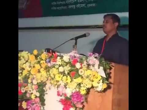 Liakat Sikdar Former President Bangladesh Students League