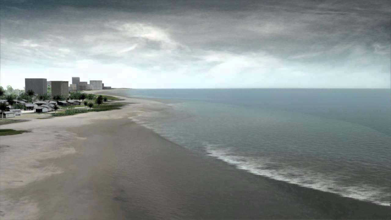 NOAA Tsunami Animation - YouTube