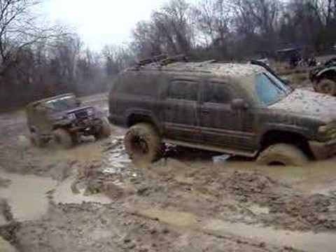 Big Black Suburban @ the Mud Pit - YouTube