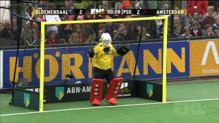 Penalty Shoot Out HC Bloemendaal vs Amsterdam H&BC
