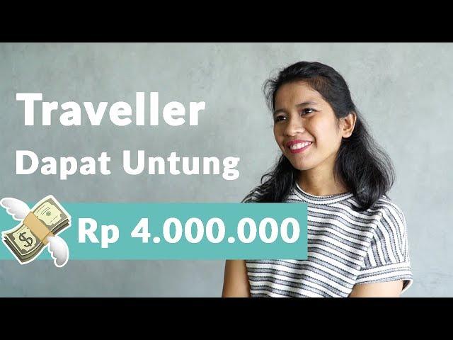 PENGALAMAN TRAVELLER AMBIL TITIPAN | Airfrov Indonesia