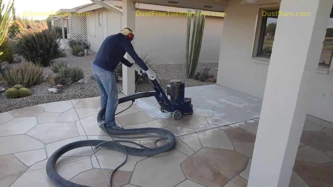 Hire Us For Dust Free Coating Removal In Phoenix We Have Exclusive - Cleaning dust after tile removal