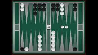 Backgammon Classic Pro game