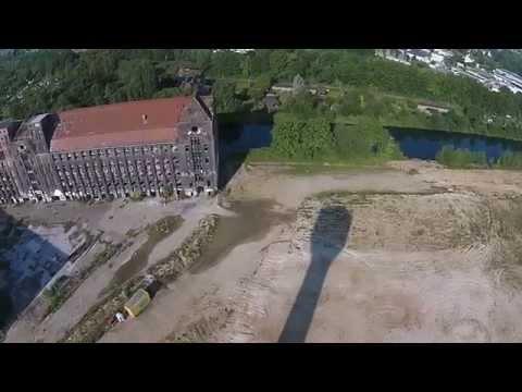 ehemaliges Gelände der Hannoverschen Gummiwerke Excelsior (Continental AG) in Limmer