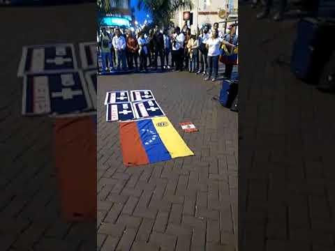 Venezolanos en Perú protestaron contra de Maduro #2