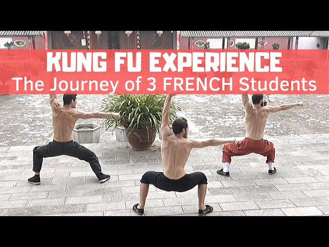 Kung Fu Experience in China