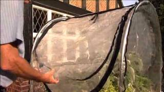 Raised Bed Covers And Mesh Vegetable Bed Garden Planters
