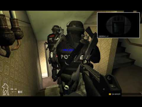 SWAT 4 #2 - Дом Фэйрфакса