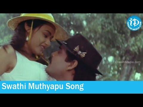 Swathi Muthyapu Jallulalo Song - Prema Yuddham Movie Songs | Nagarjuna | Amala