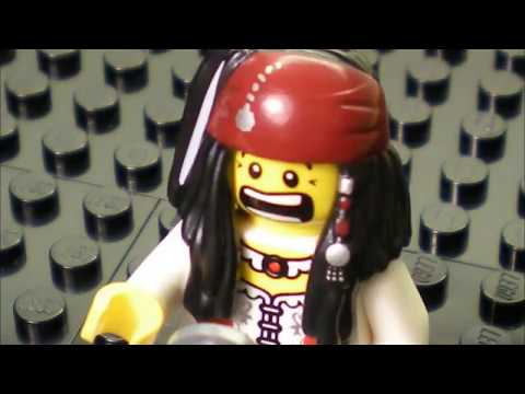 SHE SELLS SANCTUARY - THE CULT   (LEGO VERSION)..