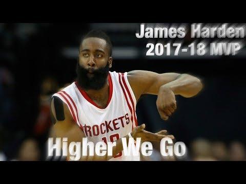 "James Harden- ""Higher We Go"" Mix"