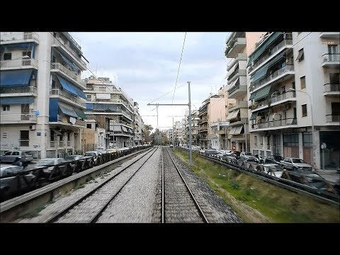 Cab Ride INOI - ATHENS Central Railway Station [ΟΙΝΟΗ - ΑΘΗΝΑ]