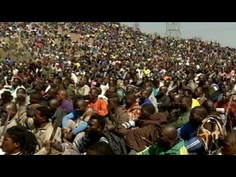 Govt ready to compensate Marikana victims' families