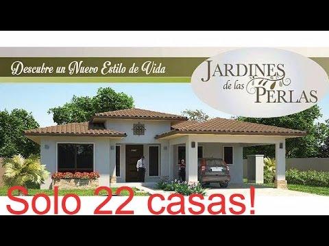 Nuevo residencial jardines de las perlas en david for Residencial casas jardin