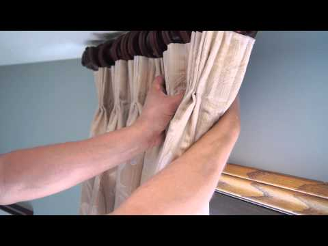 How to Preserve a Gorgeous View by Stacking Drapes to the Side | Galaxy-Design Video #117