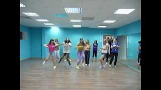 Sexy RnB танцы в стиле РНБ
