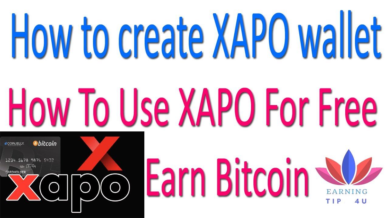 How To Create Xapo Wallet