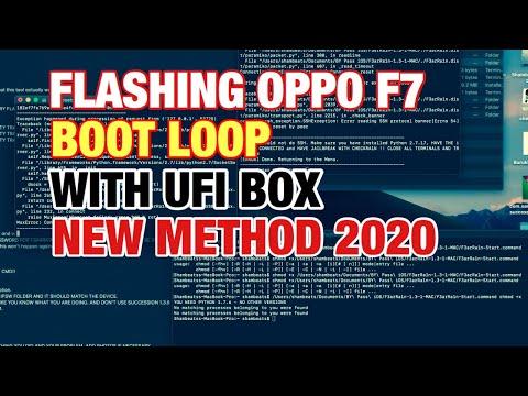 oppo-f7-bootloop- -flashing-with-ufi-box